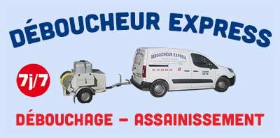 Déboucheur Express | Débouchage 66 & 11